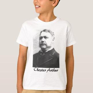 Chester A. Arthur 21st President T-Shirt