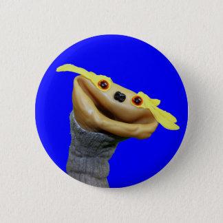 Chester Button (Blue)