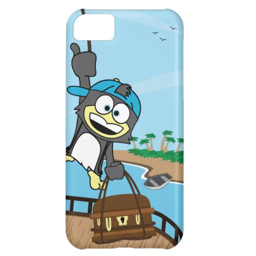 Chester Cell Phone iPhone 5C Case