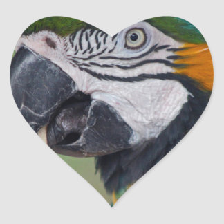 Chester II Heart Sticker