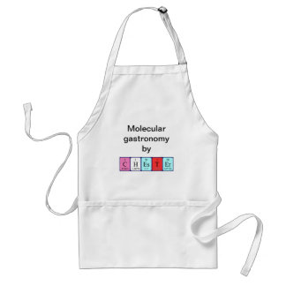 Chester periodic table name apron