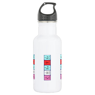 Chester periodic table name water bottle