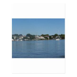 chester river md postcard