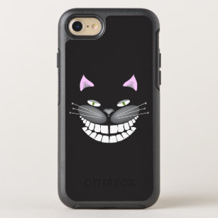Chester the black Cheshire Cat on iphone 7/8