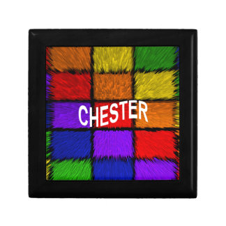 CHESTER TRINKET BOX
