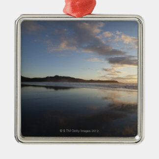Chesterman Beach at Sunset, Tofino, Vancouver Christmas Tree Ornament