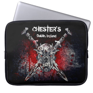 Chester's Neoprene Laptop Sleeve 15 inch