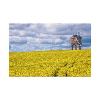 Chesterton Windmill Canvas Print