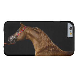 Chestnut Arabian Stallion Phone case