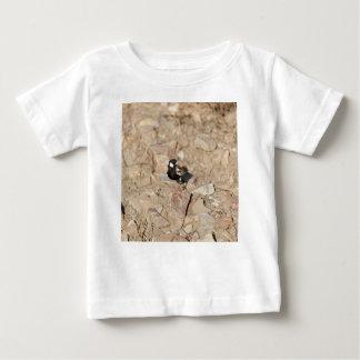 Chestnut backed sparrowlark (Eremopterix leucotis) Baby T-Shirt