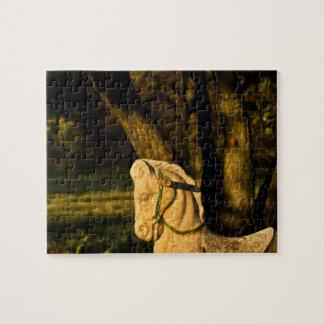 Chestnut Horse Jigsaw Puzzle