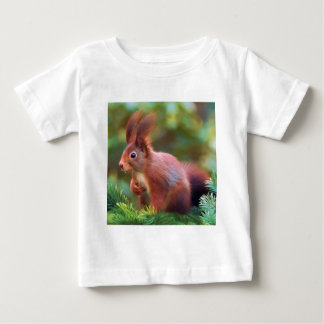 Chestnut mouse baby T-Shirt