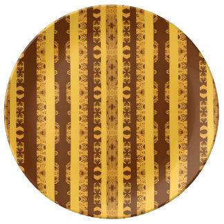 chestnut plate