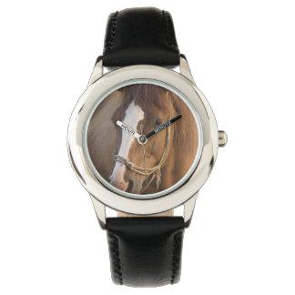 Chestnut Quarter Horse Watch