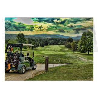 Chestnut Ridge -1 Card
