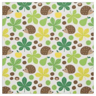 Forest Animals Fabric Zazzle Ca