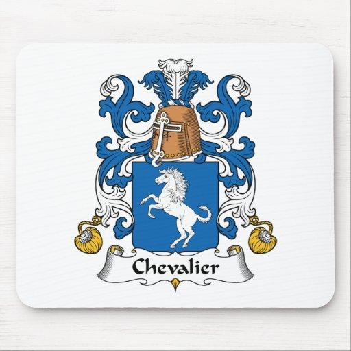 Chevalier Family Crest Mouse Mat