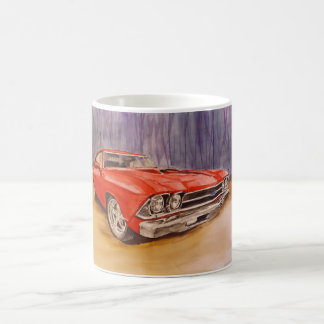 chevelle hotrod mug