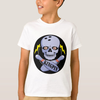 Cheville ouvrière de bowling tshirts