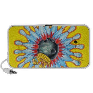 Cheville ouvrière haut-parleurs iPod