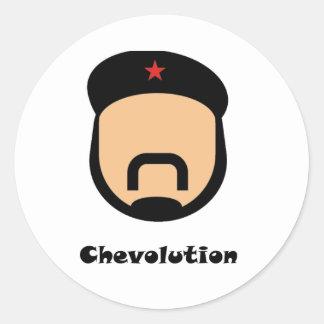 Chevolution Classic Round Sticker