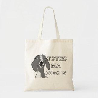 Chèvres de mA d'emballages Sac En Toile Budget