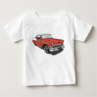 Chevrolet Bel Air - Red Baby T-Shirt