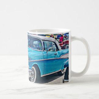 Chevrolet Bel Air Tri-Five Coffee Mug Hotrod