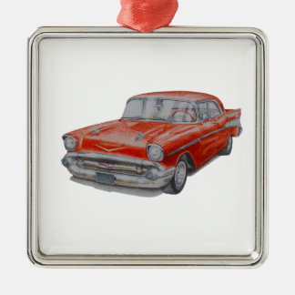 Chevrolet Belair Metal Ornament