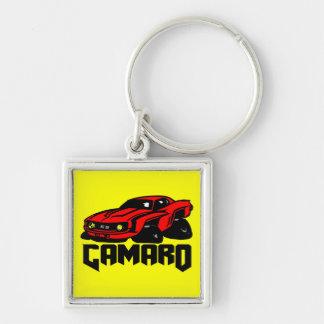 Chevrolet Camaro SS Keychain