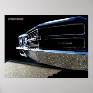 Chevrolet Chevelle Poster