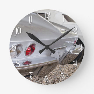 Chevrolet Corvette Wall Clock