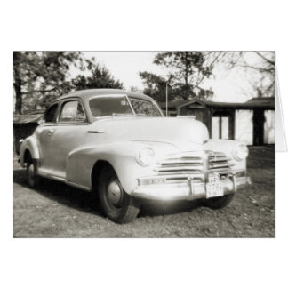 Chevrolet - FJ Stylemaster 1948 Greeting Card