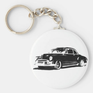 Chevrolet Sport Coupe Keychain