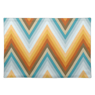 Chevron Background Pattern Placemat