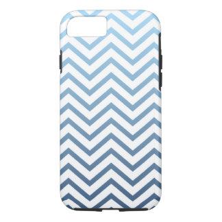 Chevron Blue Gradient iPhone 7 case