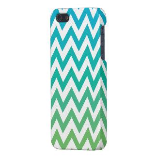 chevron bluegreen vintage iphone 5c matte iPhone 5 cover