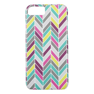 Chevron Colorful Hipster iPhone 7 iPhone 7 Case