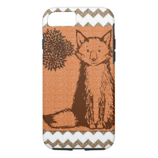 Chevron Fox iPhone 7 Case