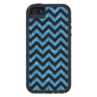 Chevron Glitter Look iPhone 5 Tough Xtreme Case