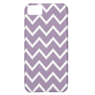Chevron iPhone 5 Case in Purple Rhapsody
