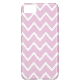 Chevron iPhone 5 Case in Sweet Lilac Pink