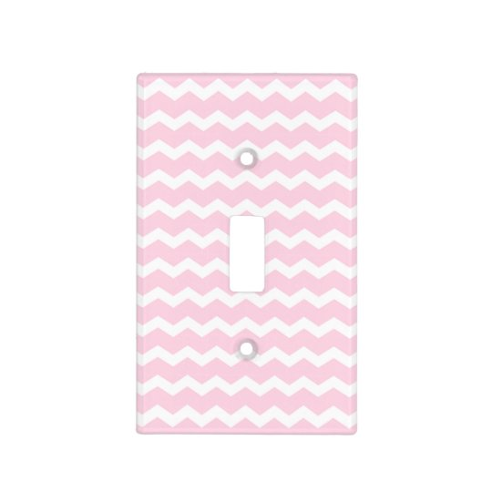 Chevron Light Switch Cover