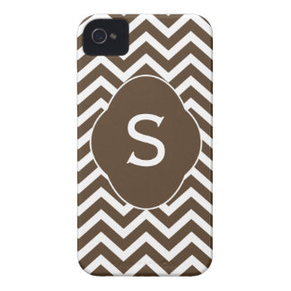 CHEVRON MONOGRAM | IPHONE 4 ID CASE