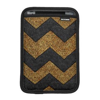 Chevron Paisley Pattern Geometric ZigZag Design iPad Mini Sleeve