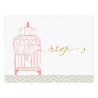 Browse the RSVP Postcards Collection and personalize by color, design, or style.