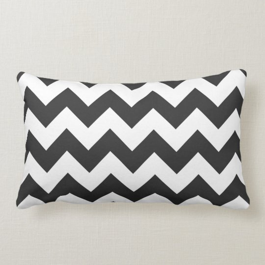 Chevron Striped Pillow