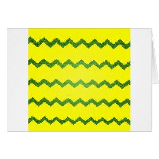 Chevrons Pattern Shower Party Peace Love Destiny Card