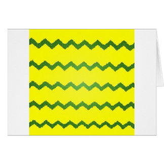 Chevrons Pattern Shower Party Peace Love Destiny Greeting Card