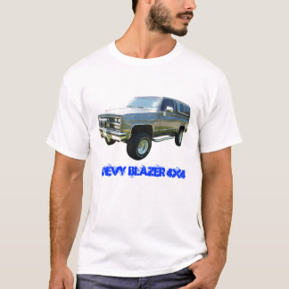 Chevy Blazer 4x4 T-Shirt